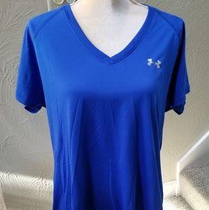 UnderArmour Women's XL heatgear semifitted
